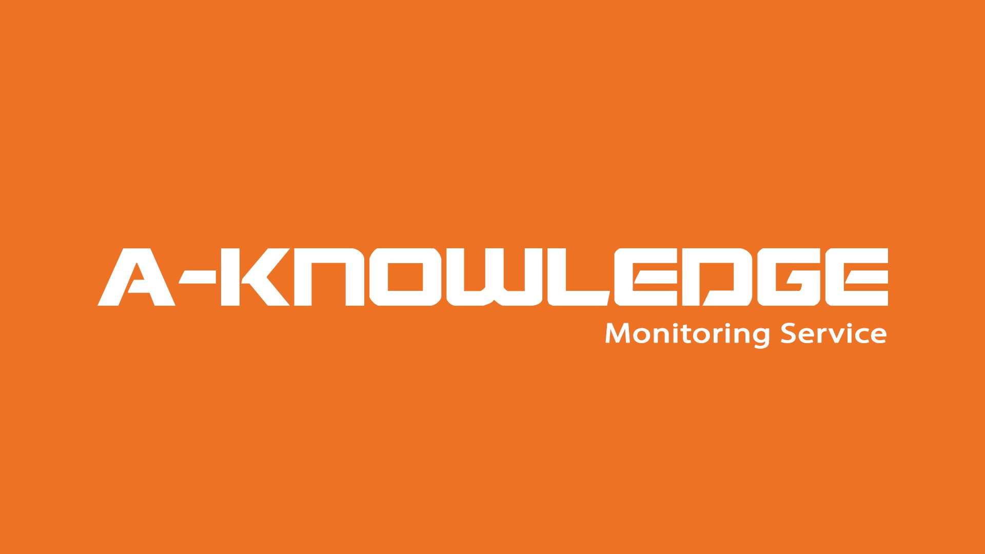 A-knowledge Monitoring Service