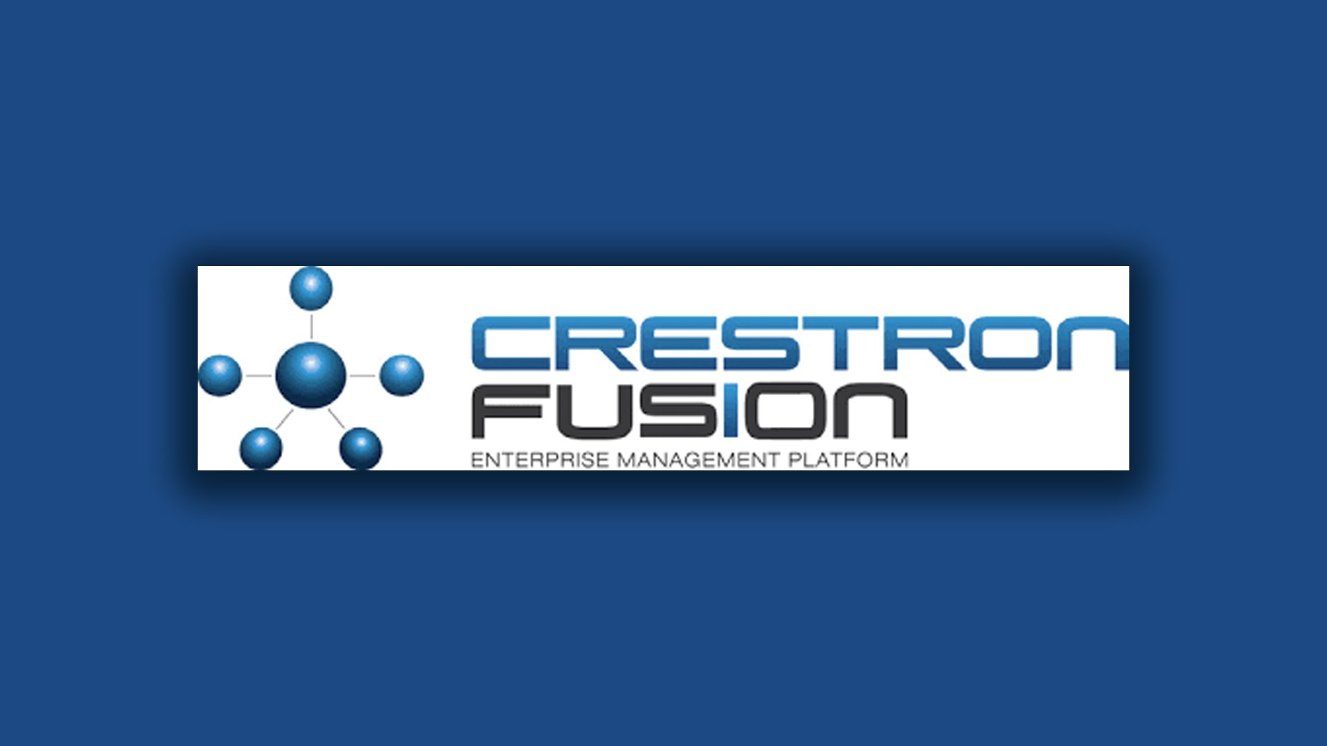 Crestron Fusion A-Knowledge