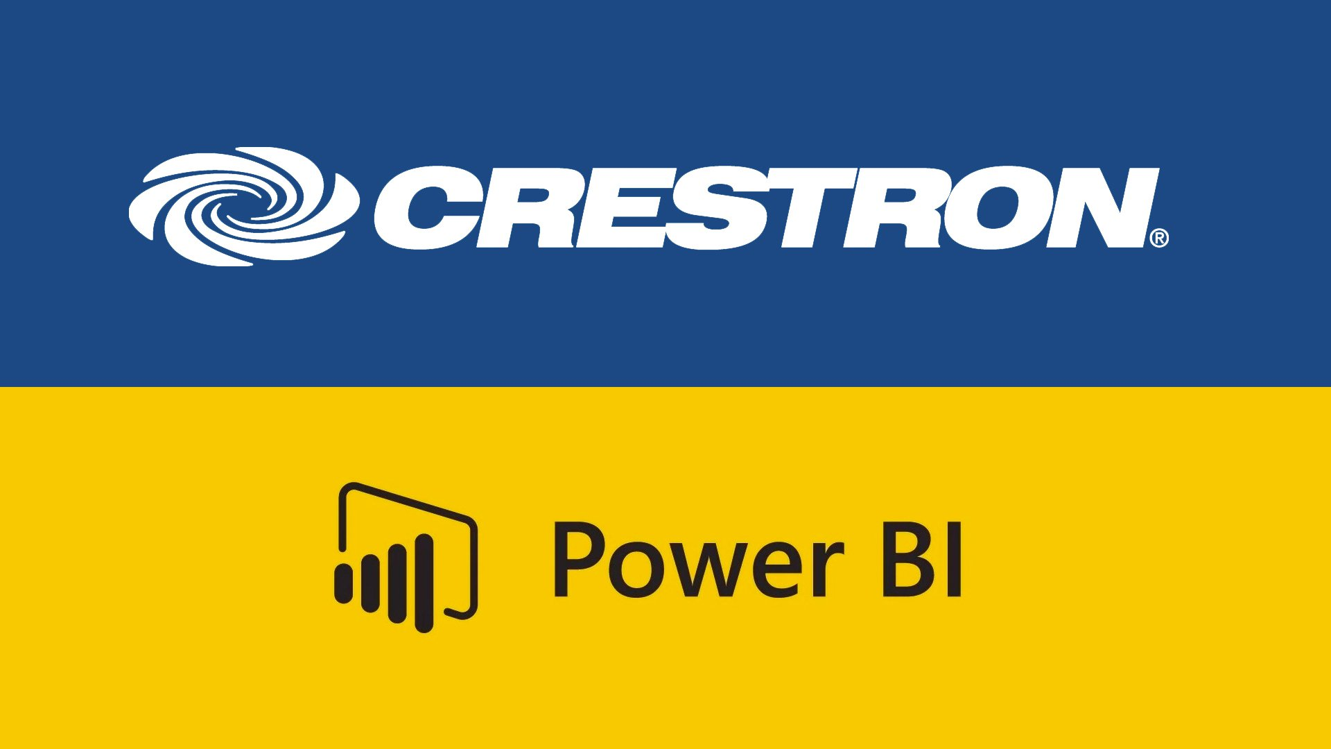 Crestron Power BI A-Knowledge